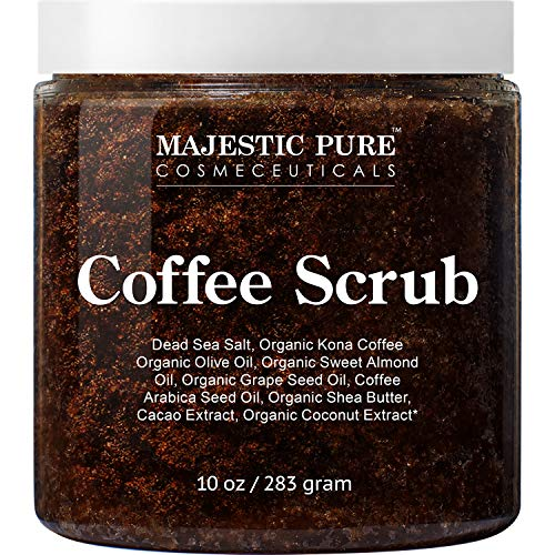 Majestic Pure Arabica Coffee Scrub product image