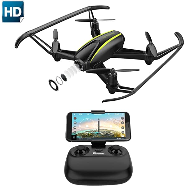 Potensic Drone con cámara 720P HD, RC Quadcopter RTF ...