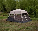 Coleman 8-Person Instant Tent Rainfly Accessory,Brown/Black