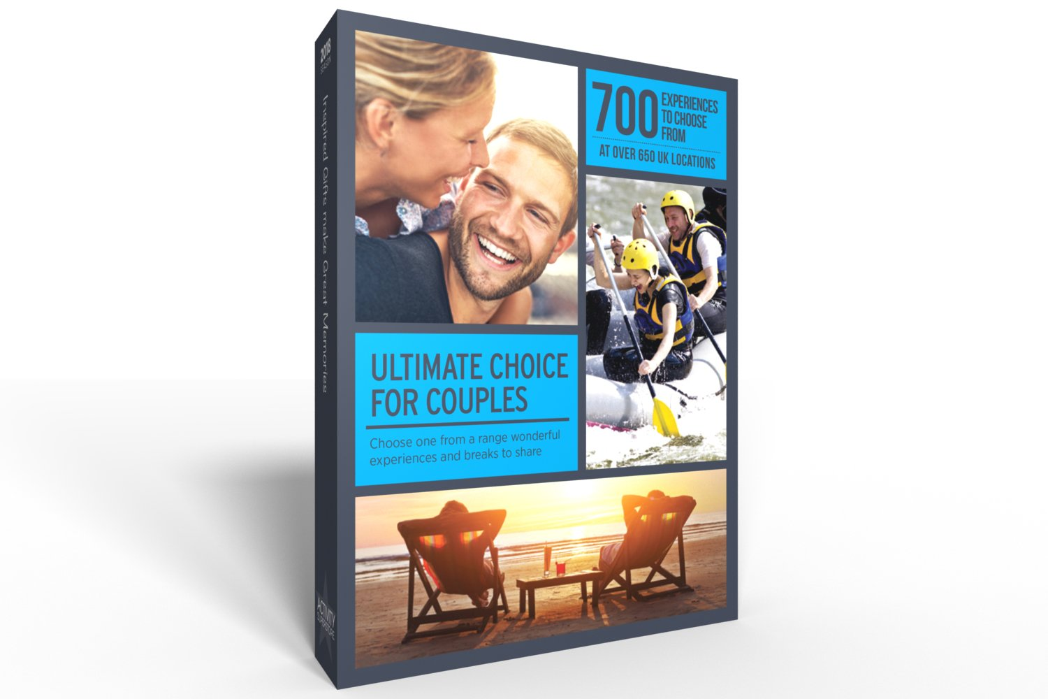 b7cae4bfea53 Activity Superstore Ultimate Choice for Couples Gift Experience - Whatever  their passion, personality, niche, or forte, they're sure to find an  experience ...