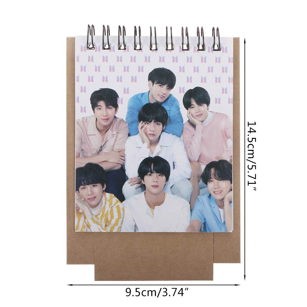 Lagand Kpop BTS Love Yourself 2019 Mini calendario de ...
