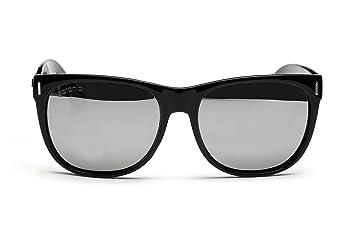 Catania Occhiali Gafas de Sol Polarizadas - Estilo: Wayfarer Classic (UV400) - Incluye