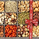 Mixed Nuts and Seeds Holiday