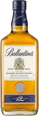 Ballantine's 12 Year Old Blended Whisky