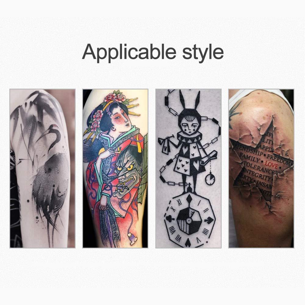 zroven Profesional Liner Tattoo Pen Shader Máquina de tatuaje ...