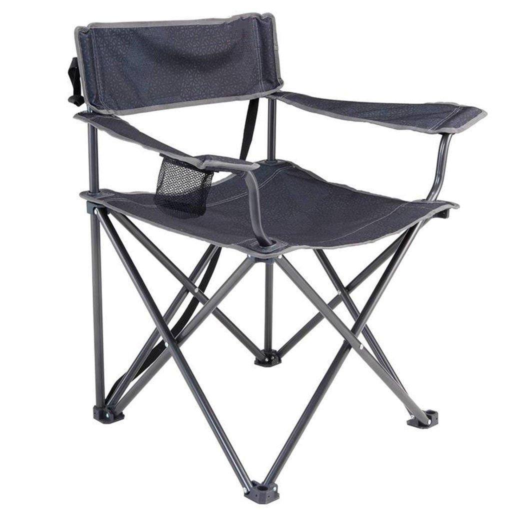 KAI LE Klappstuhl im Freien kampierender beweglicher Stuhl-Freizeit-Sitz-Schemel