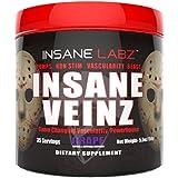 insane veinz preworkout (fruit punch)