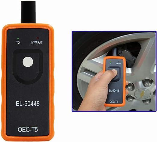 Haoyishang Reifendruck Kontrollsysteme Reifendruckmessgerät Tpms Sensor Aktivierung Reset Für Opel Gm Auto