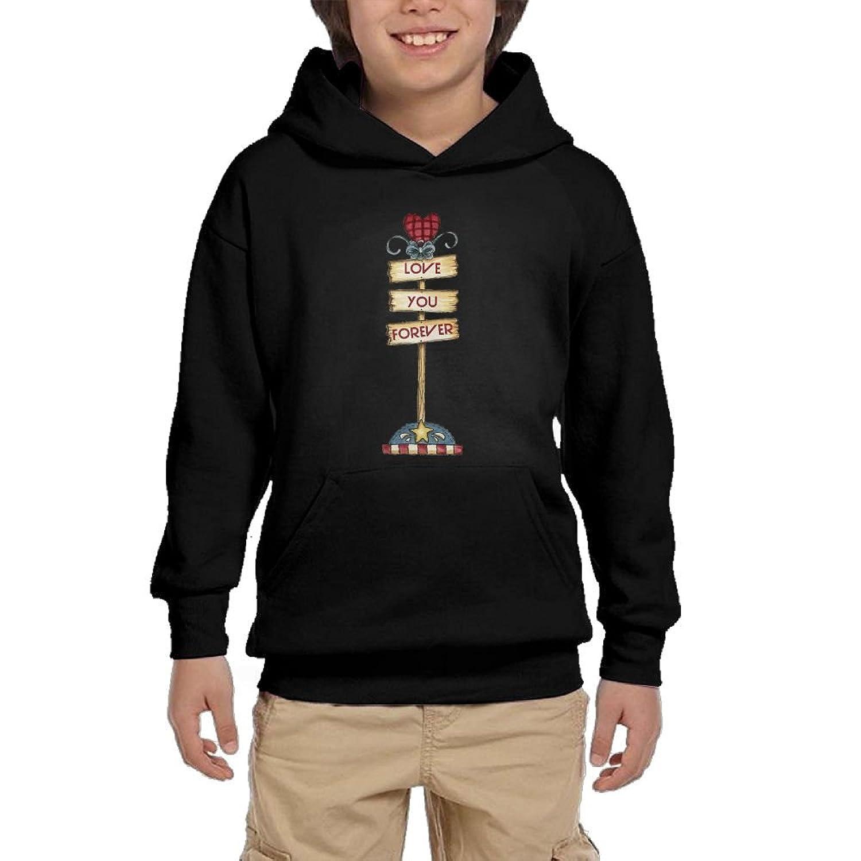 cheap T Hoodie Destinations Sign Funny Unisex Kids Printed Pocket Hoodie Sweatshirt Pullover big discount