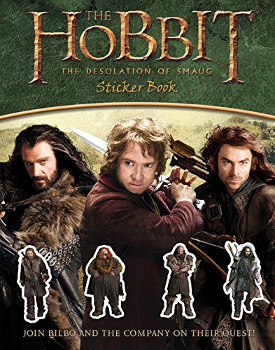 Download The Hobbit: The Desolation of Smaug Sticker Book ebook