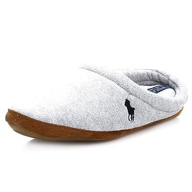 Zapatillas hombre homewear POLO RALPH LAUREN artÃculo JACQUE SCUFF ...