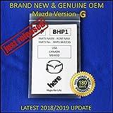 Latest 2019 2018 2017 Mazda GPS Navigation SD Card BHP166EZ1G Map Update for Mazda 3 Mazda 6 Mazda CX-3 CX-5 CX-9 MX5 USA / Canada with 180 day & 3 Years of FREE Updates