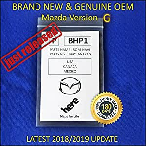 here latest 2019 2018 2017 mazda gps navigation sd card bhp166ez1g map update for mazda 3 mazda. Black Bedroom Furniture Sets. Home Design Ideas