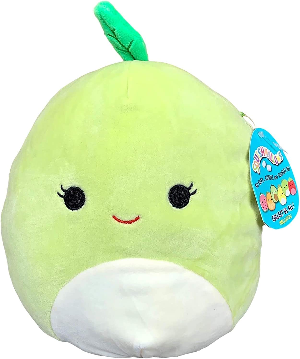 """Kellytoy Squishmallow 2020 Fruits Collection Plush Toy (12"""" Ashley The Apple)"""