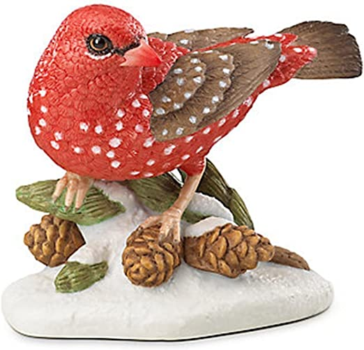 Lenox White Throated Sparrow Christmas Bird Figurine 2014 Limited Edt New in Box