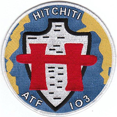 ATF-103 USS Hitchiti Patch