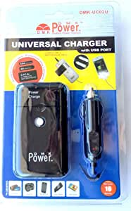 Universal charger AA AAA USB Port Mobile Tablet Camera Video camcorder