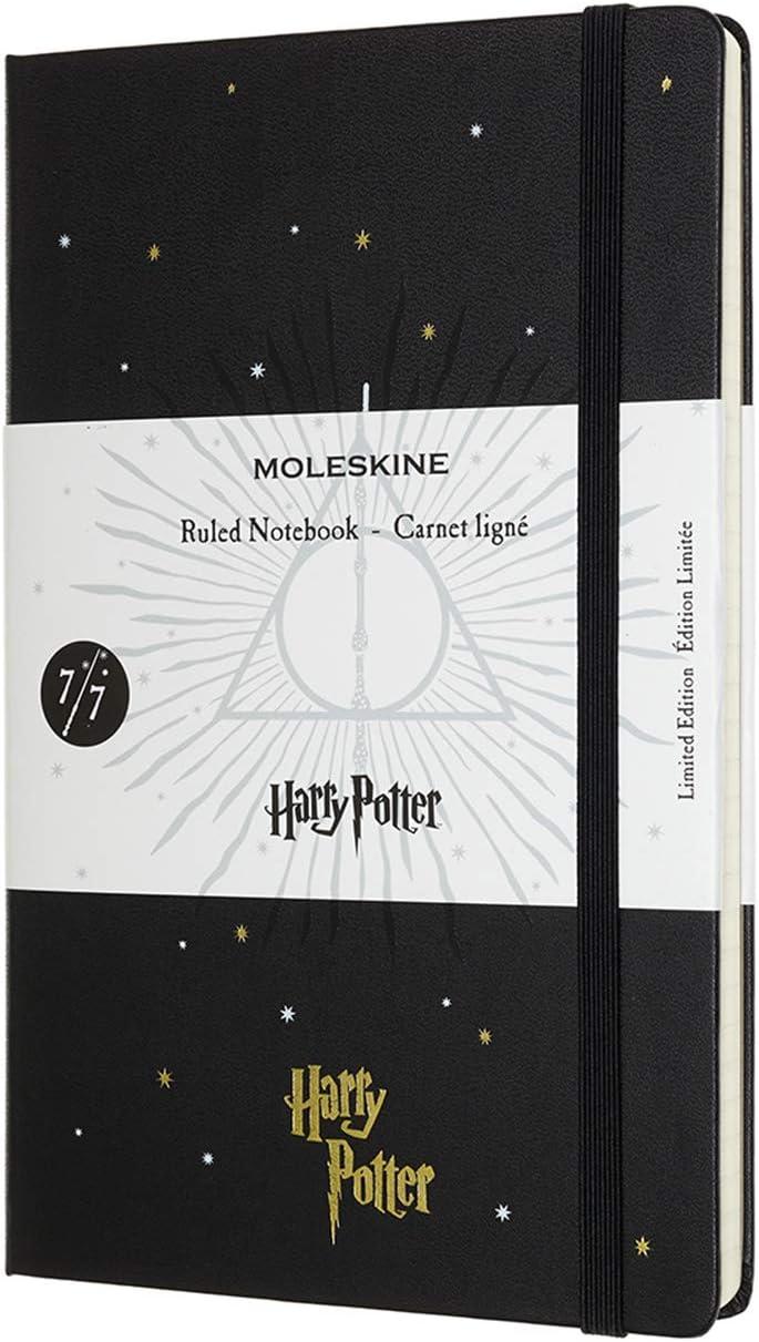 Moleskine - Cuaderno Edición Limitada Harry Potter