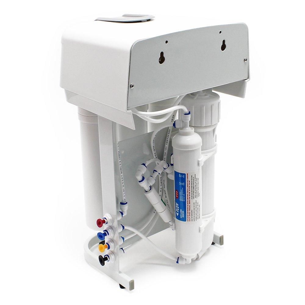 RO 5 Etapas 180l//d/ía Man/ómetro Tratamiento agua Naturewater NW-RO50-C01-1 Equipo osmosis inversa