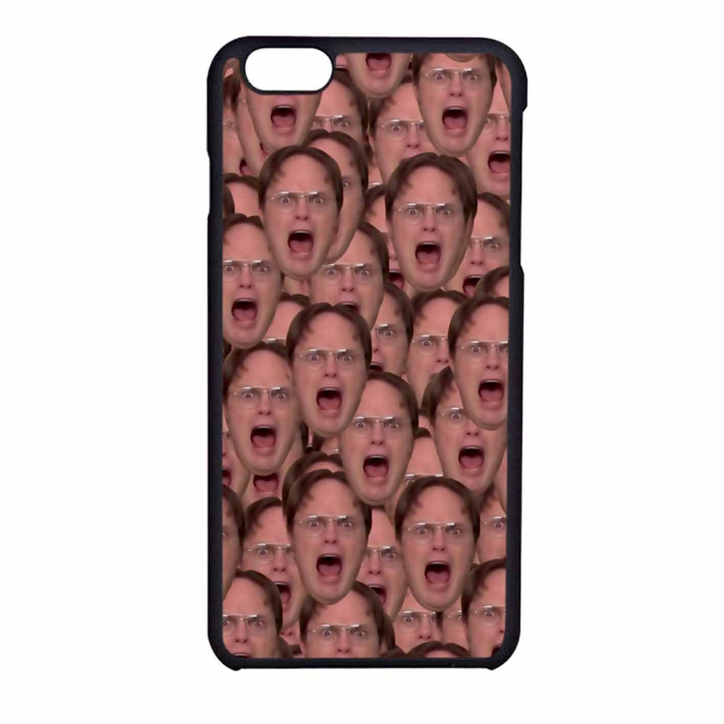 new concept 260c5 2df74 Dwight schrute the office For Iphone 6 - Iphone 6s Case: Amazon.ca ...