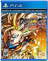 Dragon Ball FigtherZ: Day One - PlayStation 4 + Figura Goku - Day-one Edition