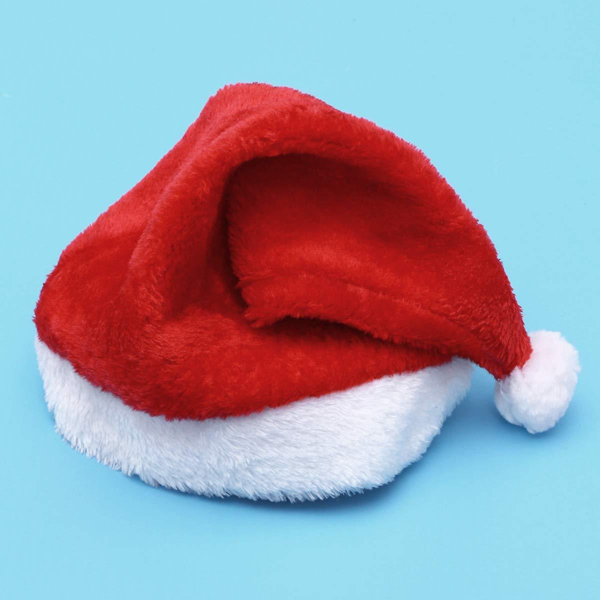 9055202008c BESTOYARD Chapeau de Père Noël avec Barbe et Perruque fête de Noël pour  l pères Robe élégant déguisement de Barbe Courtes  Amazon.fr  Cuisine    Maison