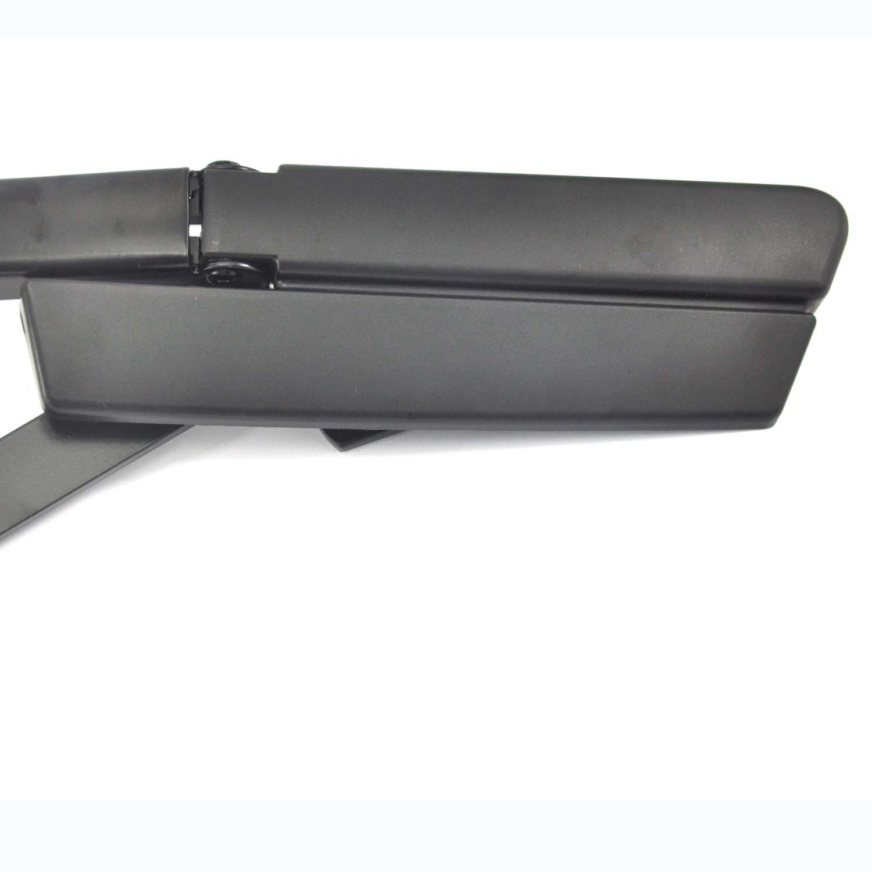Quwei anteriore lato passeggero 4L1955408B1P9 braccio tergicristallo per Audi Q7 07 DHL shippment 14