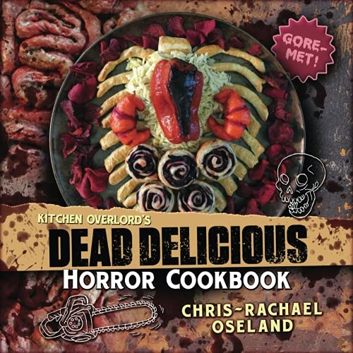 Zombie Halloween Food Ideas (Kitchen Overlord's Dead Delicious Horror)