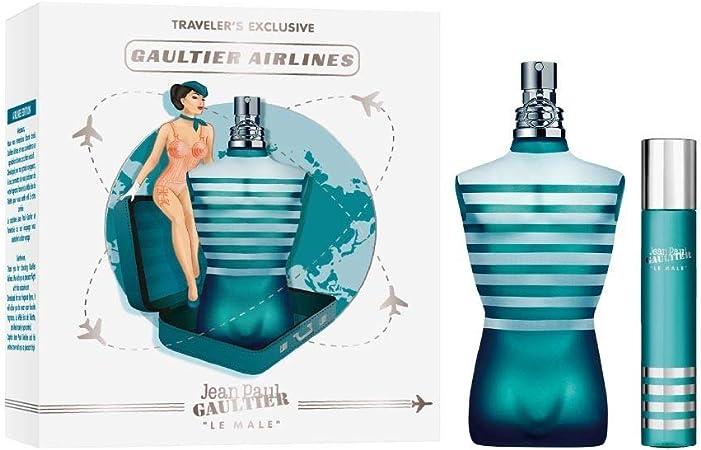 Le Male, Agua fresca - 75 ml.: Amazon.es: Belleza