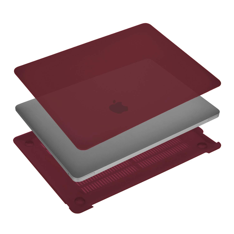 EU Disposition Cactus Base Claire /&Protecteur /Écran/&Sac Rangement Coque Rigide/&QWERTY Protection Clavier MOSISO Coque Compatible MacBook Air 13 Pouces A1932 2018 avec Retina Display/&Touch ID
