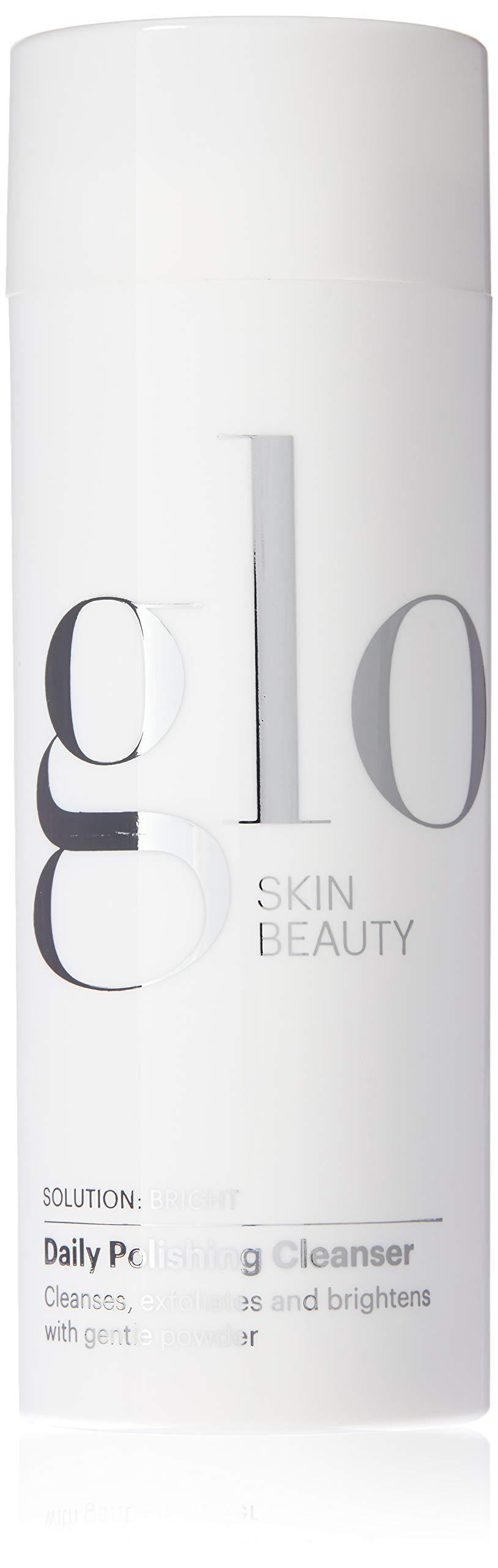 Glo Skin Beauty Exfoliating Powder Face Wash | Daily Polishing Cleanser | Environmentally-Friendly