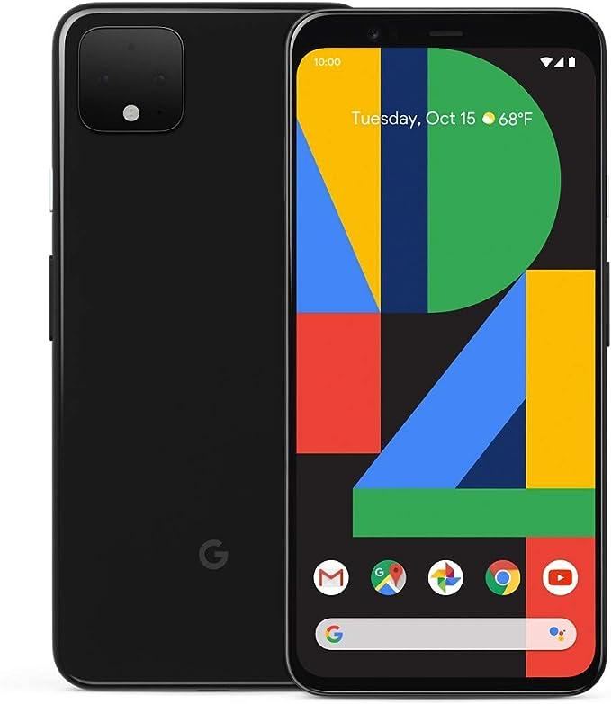 Google Pixel 4 64GB Handy, schwarz, Just Black, Android: Amazon.de: Elektronik