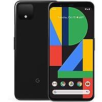 Google Pixel 4 64 GB mobiele telefoon, zwart, Just Black, Android 10.