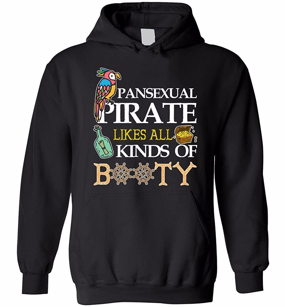 eden tee pansexual pirates like all kinds of booty gay pride Hoodie