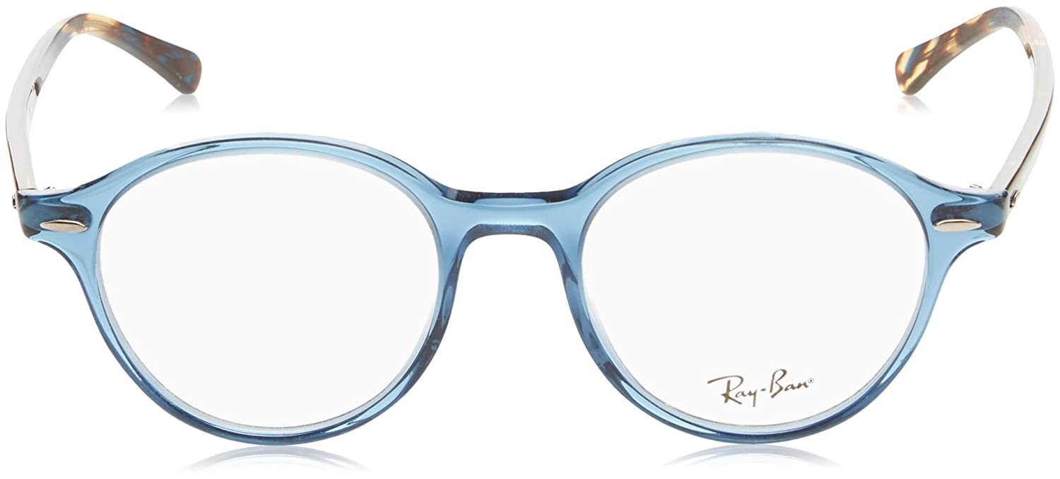 Amazon.com: Ray-Ban RX7118 Dean anteojos unisex, 48 mm: Clothing