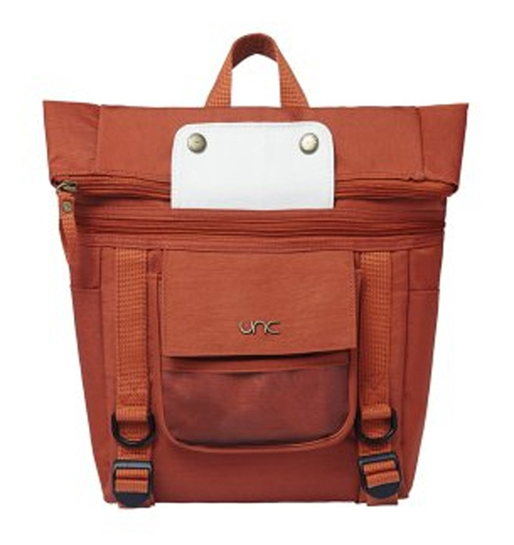[UNCスキャンプ] UNC Scamp 遠足かばん 海外直送品 (UNC Scamp Kids Backpack for Camping Picnic Traveling School) [並行輸入品] B074X5K7JV オレンジ. オレンジ.