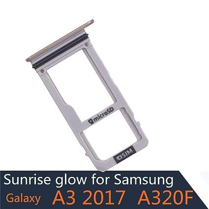 Amazon.com: A320FL - Bandeja de tarjetas SIM para Samsung ...