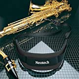 Neotech Saxophone Strap Regular Swivel hook, Black