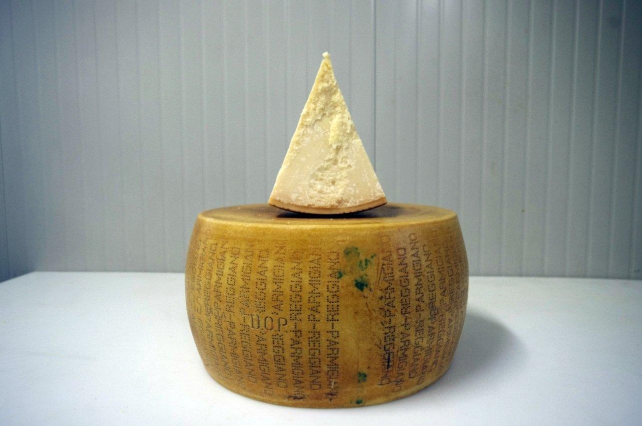 Azienda Agricola Bonat - Parmigiano Reggiano - 24 Months (2.5 kg)