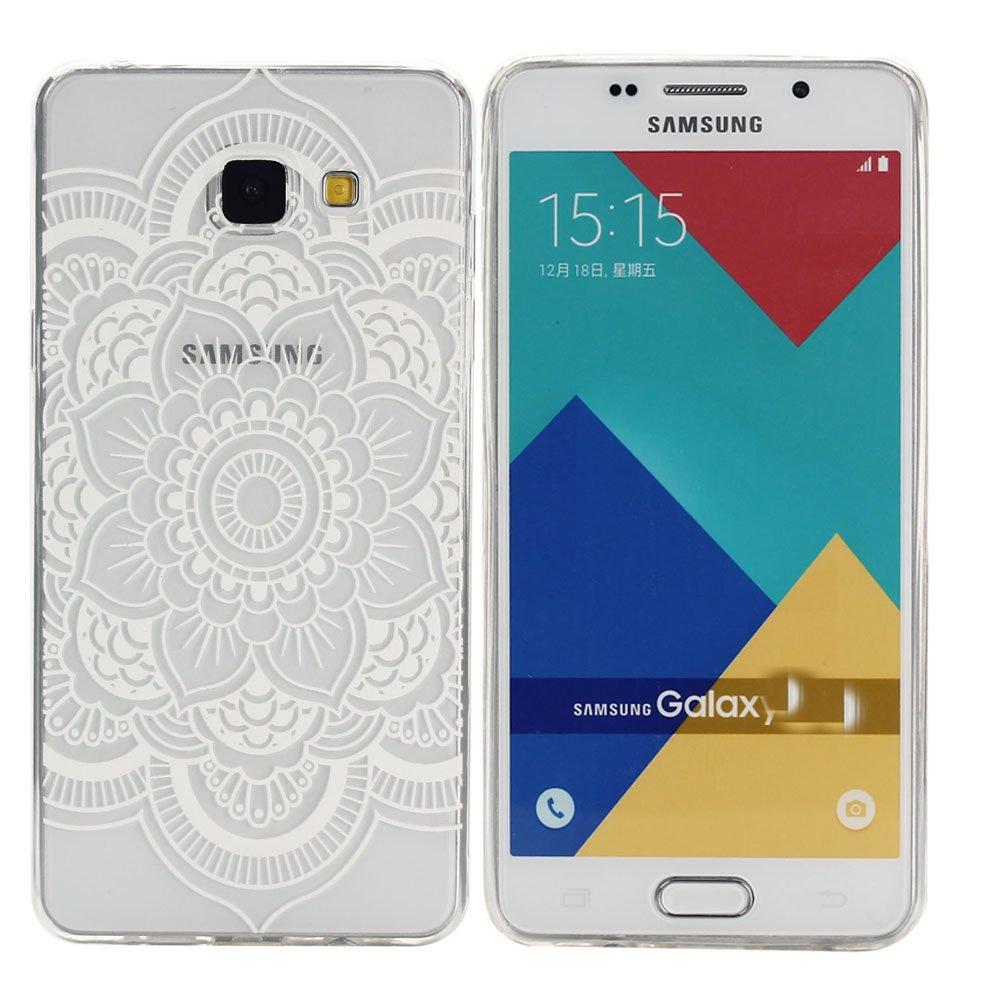 Dooki, Galaxy A3 2016 Coque, Supporter Flip PU Cuir Portefeuille Couverture Housse Coque Etui pour Samsung Galaxy A3 2016 avec Crédit Carte Tenant Fente (J-4)