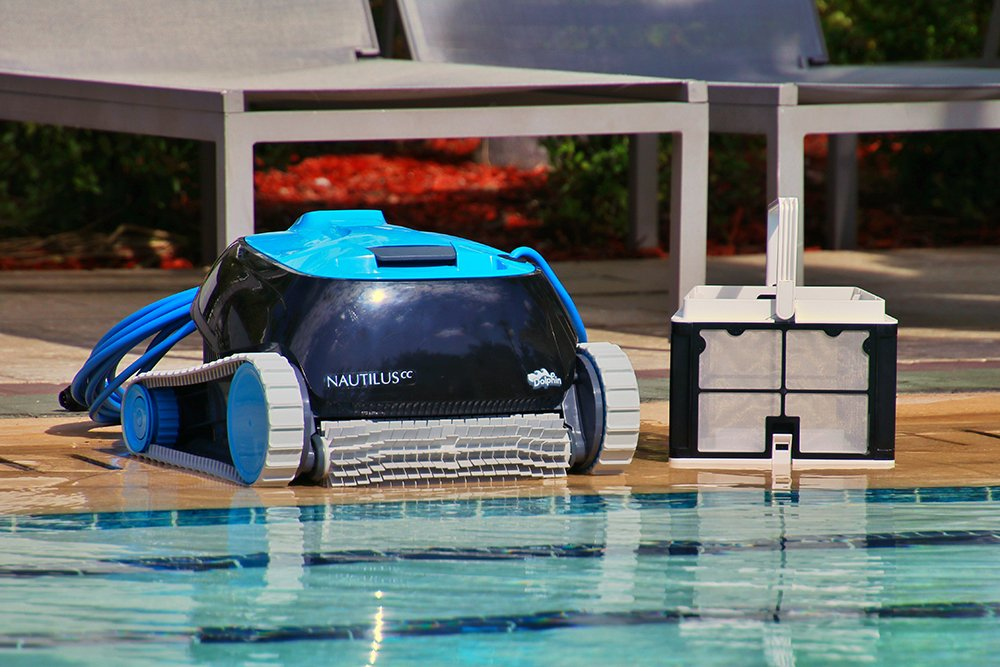 Dolphin Nautilus CC Automatic Robotic Pool Cleaner