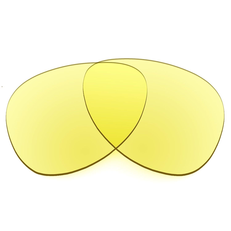 a75274d3f4 Amazon.com  Revant Polarized Replacement Lenses for Maui Jim Rainbow Falls  MJ225 Bolt Gold MirrorShield  Sports   Outdoors