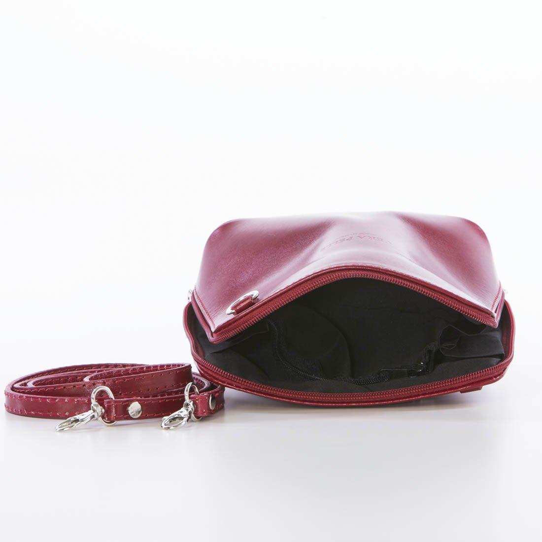 Mia Tomazzi - WBMT180620-Red (50) - ACCESSOIRE PETITE MAROQUINERIE - 139EUR  - Produit en Italie  Amazon.fr  Chaussures et Sacs 1d40005ea07