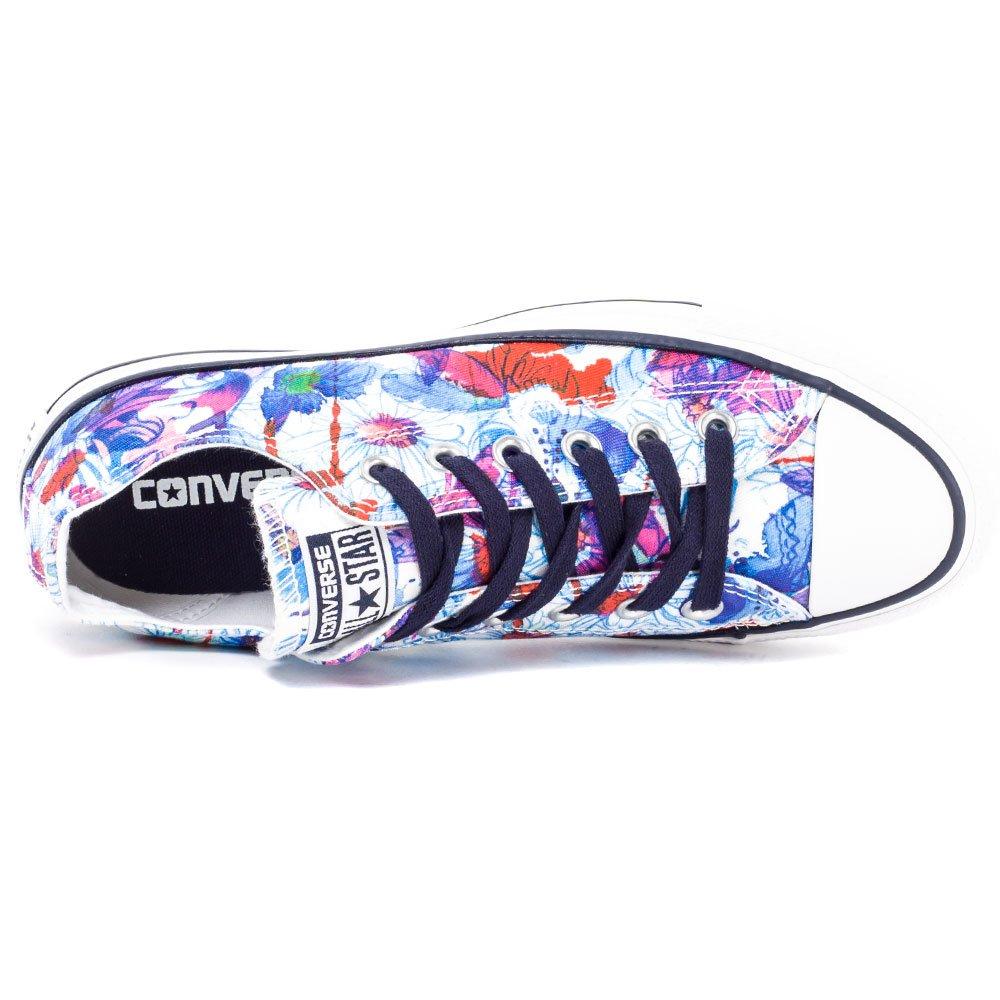 Converse All Star Star Star Ox Damen Turnschuhe Mehrfarbig c6228d