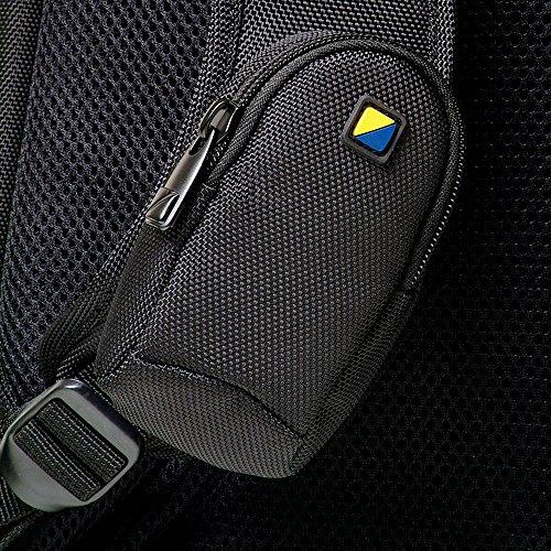 3301 L Travel Backpacks Schwarz amp; Blue Schoolbags 13 Black xgHpA