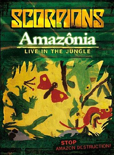 Amazonia: Live in the Jungle