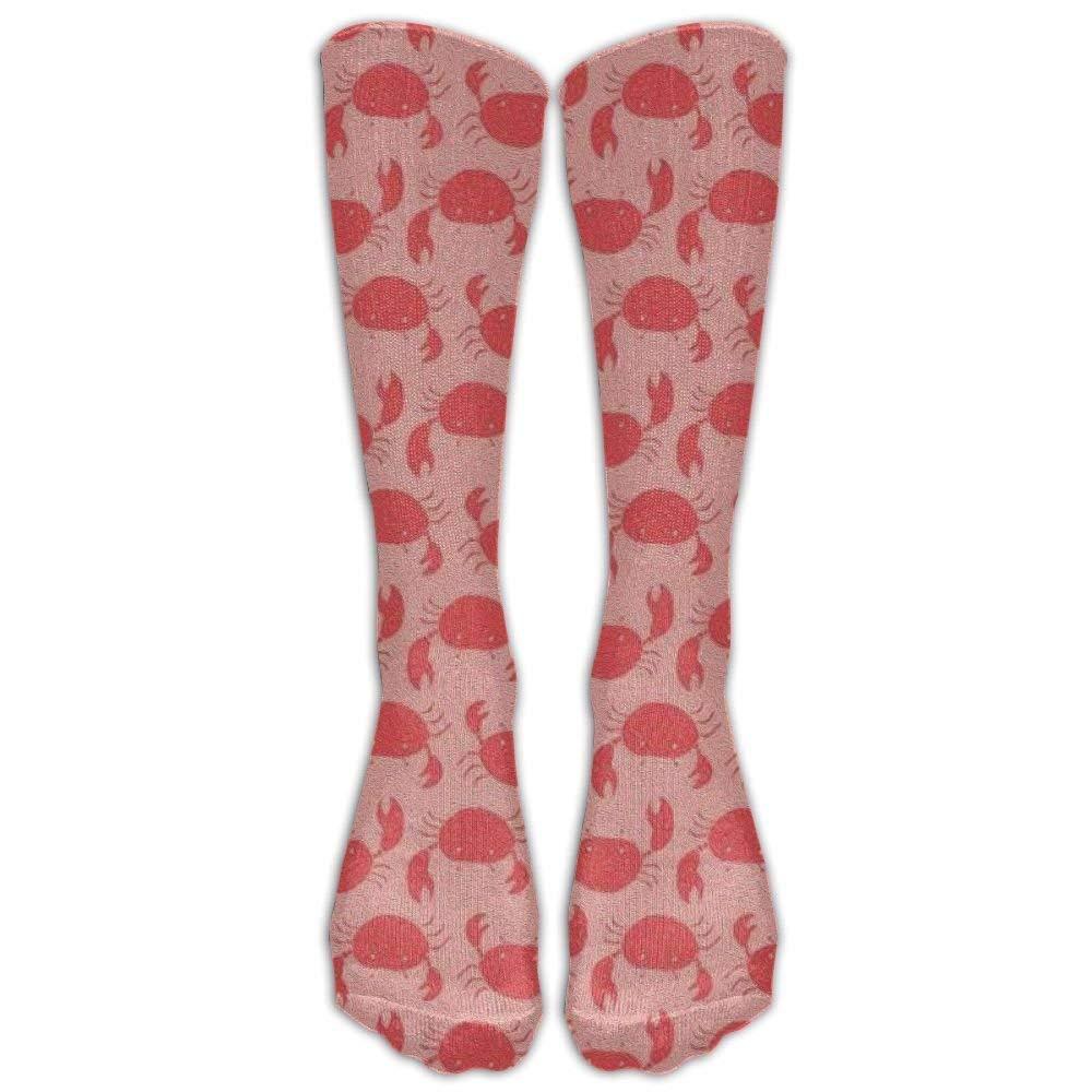 Crab Crew Socks 3D customization Crazy socks Crew socks
