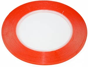 25Meter 2mm 3M Double Sided Adhesive Tape for Touch Screen/Display/Housing/Case/Cable Sticky