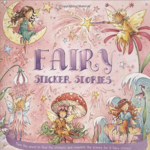 Fairies Sticker Storybook (Kids Play) pdf