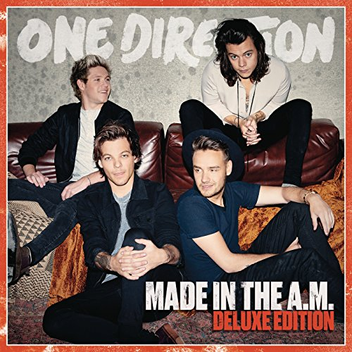 Made M Deluxe One Direction product image